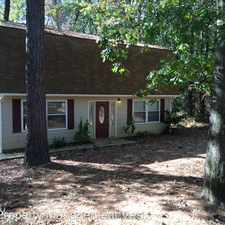 Rental info for 1065 S Confederate Drive