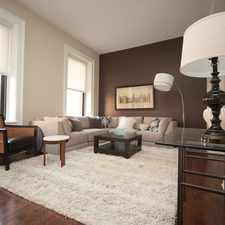 Rental info for 1304 St Paul Street in the Mid-Town Belvedere area