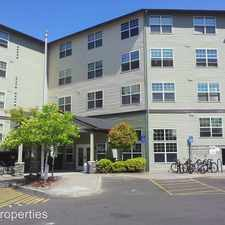 Rental info for 707 SW 10th Street in the Corvallis area