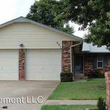 Rental info for 901 SE 9th in the 73160 area