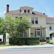 Rental info for 233-235 Grant Ave in the Morgantown area