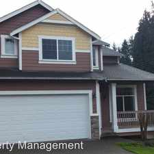 Rental info for 623 H St SW in the Tumwater area
