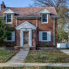 Rental info for 14531 Stahelin Road in the Rosedale Park area