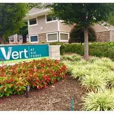 Rental info for Vert at Six Forks in the Raleigh area
