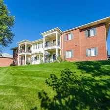 Rental info for CenterPointe Apartments & Townhomes