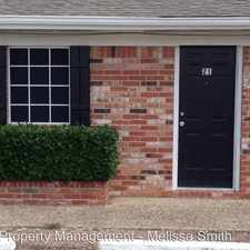 Rental info for 2107 Bowie Drive