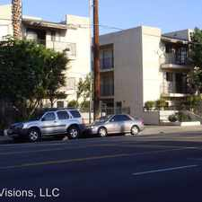 Rental info for 7635 Lankershim Blvd in the North Hollywood North East area