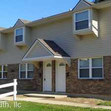 Rental info for 600 Torrence Drive C in the Springfield area
