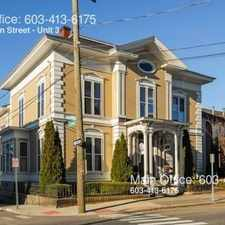 Rental info for 249 Islington Street in the Portsmouth area