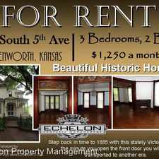 Rental info for 922 5th Ave.
