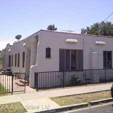 Rental info for 787 W. 15th Street in the Central San Pedro area