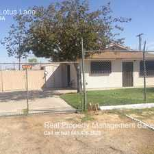 Rental info for 3316 Lotus Lane in the Bakersfield area