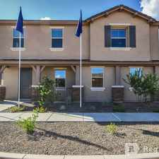 Rental info for $1595 4 bedroom Townhouse in Peoria Area
