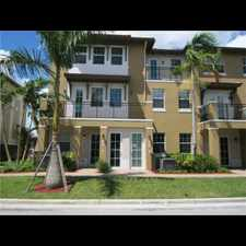 Rental info for $1900 3 bedroom Townhouse in Hollywood