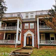 Rental info for 4309 Grove Avenue - Apt. 9 Apt. 9 in the Colonial Place area