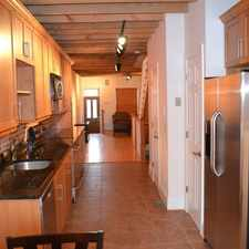 Rental info for $4600 3 bedroom Townhouse in Baltimore City Baltimore South in the Baltimore area