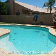 Rental info for 2058 N 134th Ave