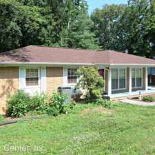 Rental info for 109 Wedgewood Road