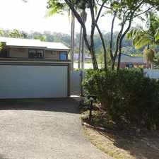 Rental info for STUNNING ARCHITECTURAL FAMILY HOME in the Brisbane area