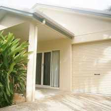 Rental info for FAMILY HOME IN SOUGHT AFTER BRINSMEAD in the Cairns area