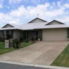 Rental info for Beautiful Family Home in Jacobs Ridge in the Ormeau area