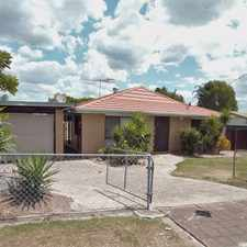 Rental info for NEAT TIDY 3 BEDROOM HOME AVAILABLE NOW. in the Park Ridge area