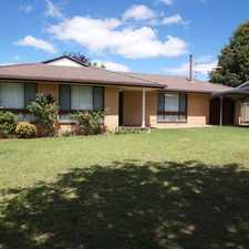 Rental info for South Armidale Home in the Armidale area