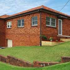 Rental info for Fully renovated one bedroom unit in the Wollongong area