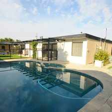 Rental info for A Pool to keep Cool in the Melbourne area