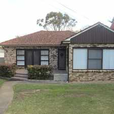 Rental info for Family home on level block... AVAILABLE NOW