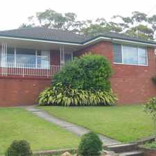 Rental info for DEPOSIT PAID - Tidy Family Home in the Sydney area