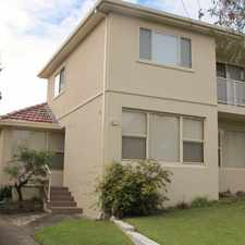 Rental info for FANTASTIC ENTERTAINING HOME in the Belmore area