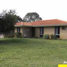 Rental info for 3 BEDROOM 1 BATHROOM HOME in the East Cannington area