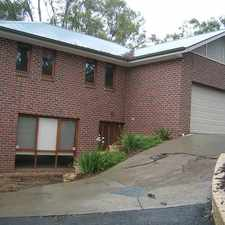 Rental info for Townhouse Living - minutes walk to shops, trains in the Diamond Creek area