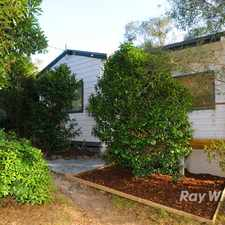 Rental info for Beautifully Presented Home in the Melbourne area
