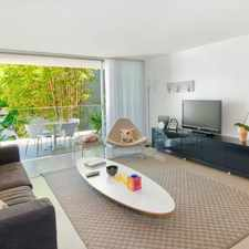 Rental info for Large Executive Style Apartment with Parking in the Sydney area