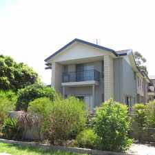 Rental info for Rare Find - Townhouse With Lawn and Garden in the Kiama area
