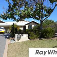 Rental info for EATON FAMILY HOME - AIR CONDITIONING - LAWN MOWING INCLUDED - PETS CONSIDERED