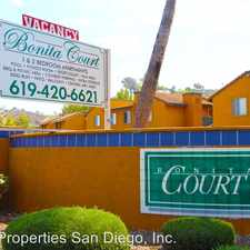 Rental info for Bonita Court in the Hilltop area