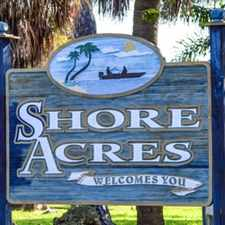 Rental info for Spacious 3 Bedroom 2 Bath Home for Rent in Shore Acres in the Shore Acres area