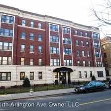 Rental info for 60 North Arlington Ave - 501