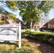 Rental info for 373-437 W. Hazelwood Avenue in the Rahway area