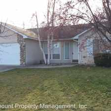 Rental info for 8071 Waterside Ave in the Nampa area