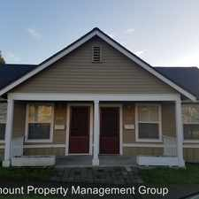 Rental info for 2105 7th St.