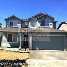 Rental info for 18708 17th Ave Ct E