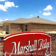 Rental info for 101 Marshall Ridge Dr.