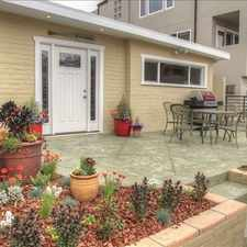 Rental info for 429 Marine Ave in the 90266 area