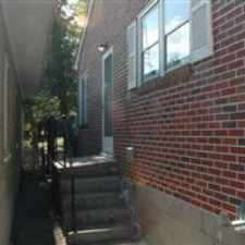 Rental info for 2BR, 1 bath single family house completely renovated. $900/mo