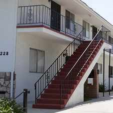 Rental info for 228 H Street Unit K in the Chula Vista area