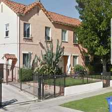 Rental info for 1197 N Ardmore Ave. - 8 in the Greater Griffith Park area